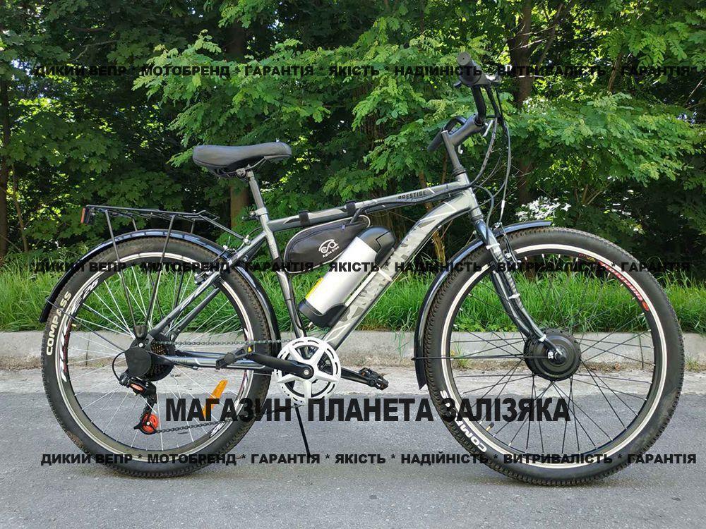 Велосипед з електронабором Ardis 350W Li-ion чорно-сірий