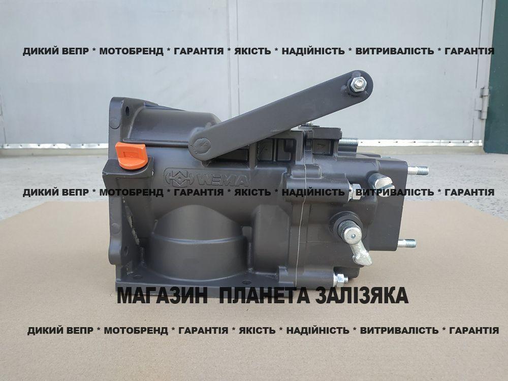 Редуктор Weima з коробкою передач для мотоблока