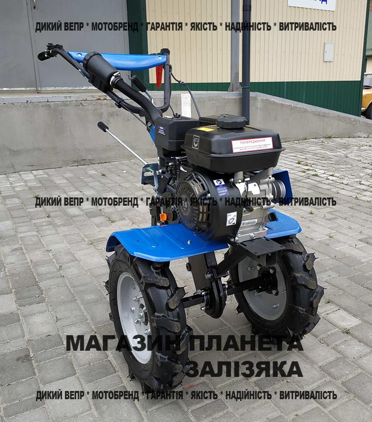 Мотоблок ДТЗ 470 БН бензиновий 7 к.с.