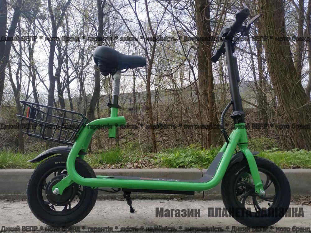 Електросамокат TTG CS-P04 - SM зелений