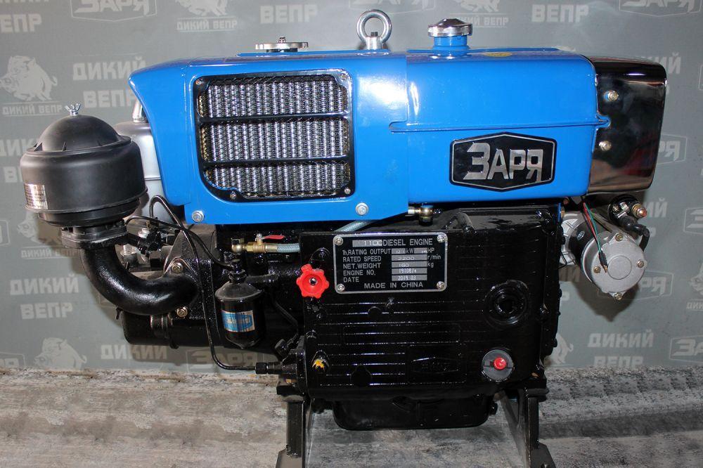 Двигун дизельний Заря 151Е Premium Class 15 к.с.
