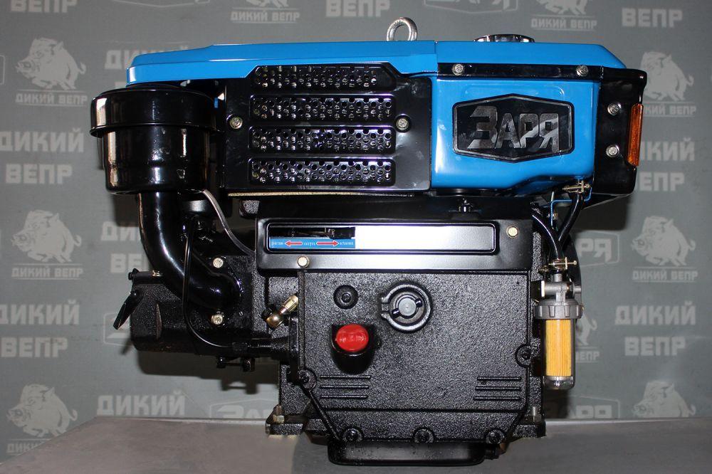 Двигун дизельний для мотоблока Заря 190-192 10 к.с.
