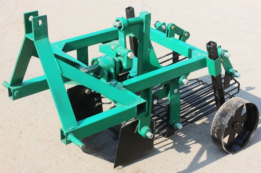 Картоплекопач грохотного типу КК2-1 мінітракторів