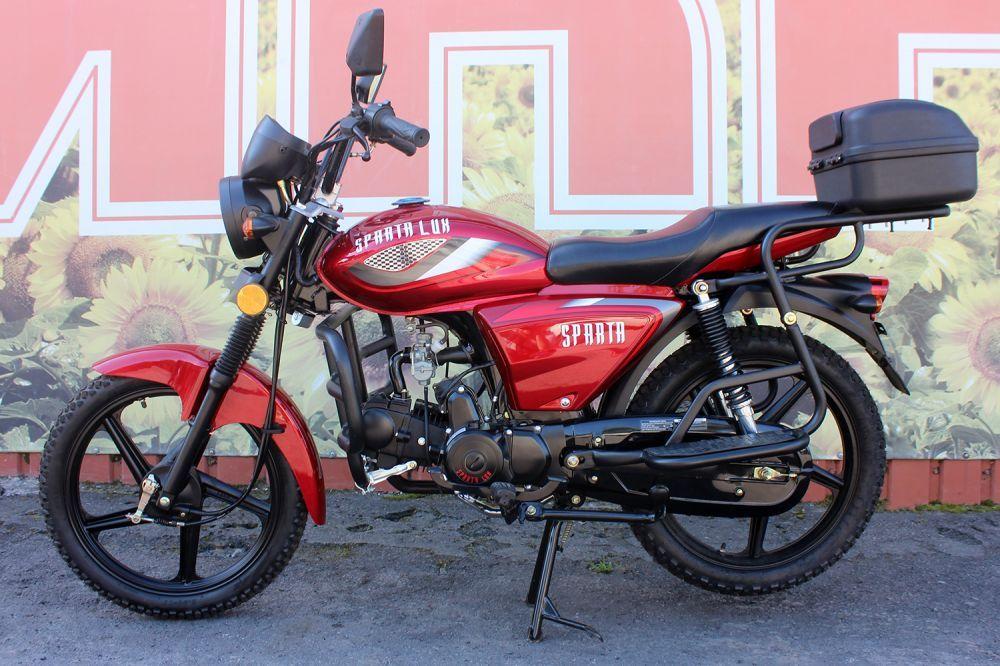 Мотоцикл Sparta Lux 125
