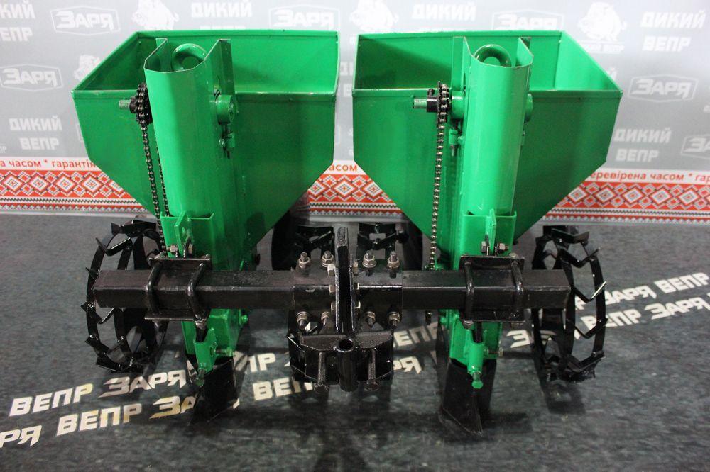 Картофелесажалка дворядна КСН-2МТ-90 для мототрактора