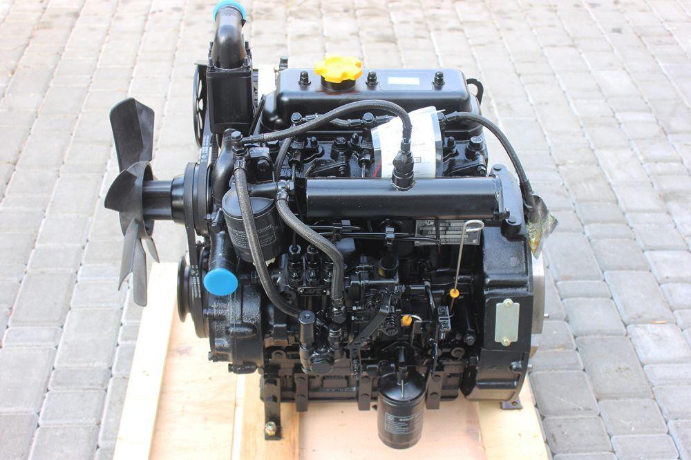 Двигун трициліндровий KM385BT 24 к.с. до міні-тракторів
