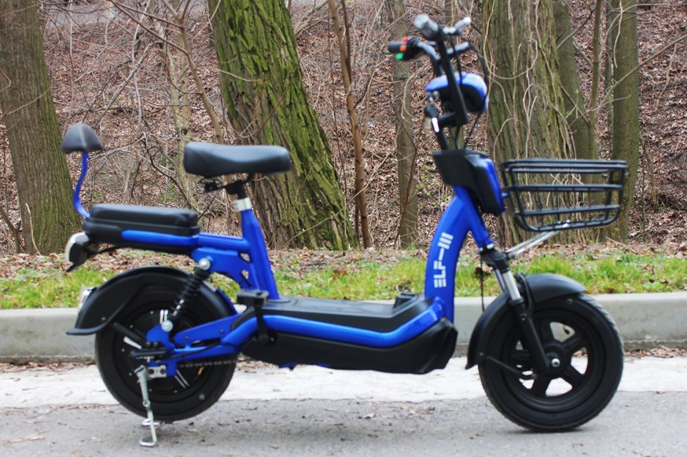Електровелосипед Vega ELF-3