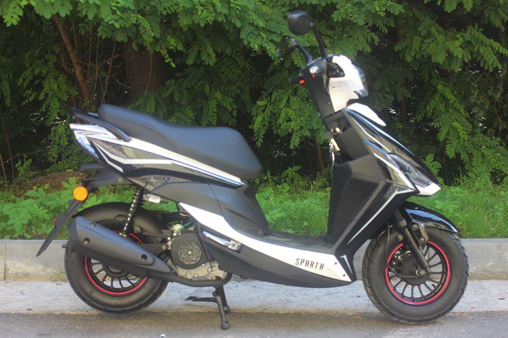 Скутер Sparta Jog 80cc (Storm)