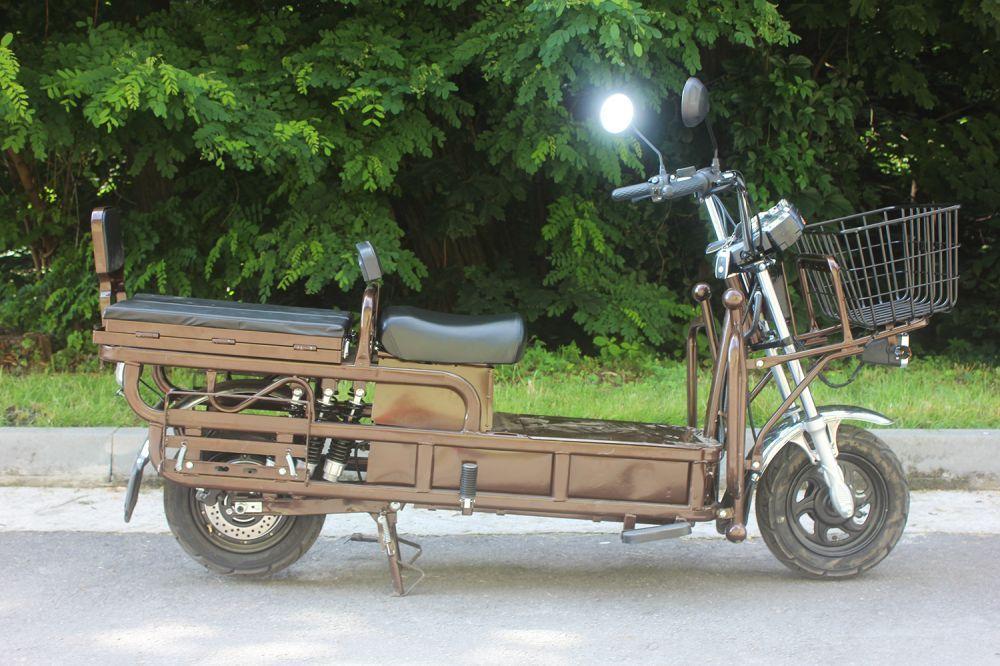 Електровелосипед Zaria Aligator