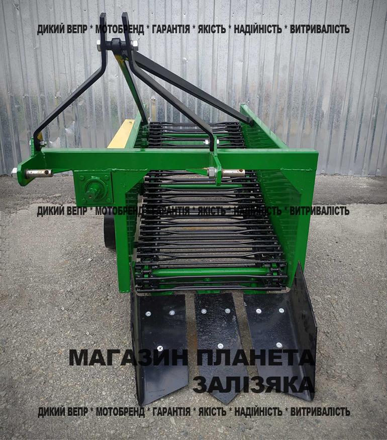 Картоплекопач КТН-1-60 для трактора вир. ПП Корунд