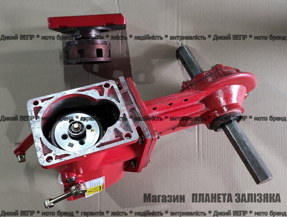 Редуктор (Коробка передач) до мотоблоків 105-135 Заря Вепр
