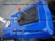 Мотоблок Заря SH 101M дизельний 10 к.с. фреза