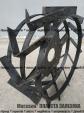 Грунтозачепи діаметр 43 см (пара) до мотоблоків 105