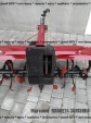 Безмоторний комплект важкого мотоблока Заря Вепр 61-81 з фрезою в комплекті