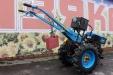 Мотоблок Заря 81Е дизельний 8 к.с. фреза