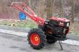 Мотоблок Заря 81 R180 дизельний 8 к.с. комплект