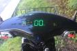 Електровелосипед Zaria Tiger (1500W-60V) синій