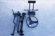 Комплект для переобладнання мотоблока в мототрактор №3 (механічна гальмівна система) (КТ22)
