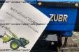 Мотоблок Зубр Плюс JR-Q79-БП 10 к.с. фреза