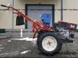 Мотоблок Заря 81Е Premium class 8 к.с. стартер плуг та фреза